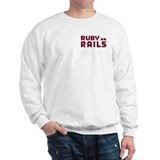 Ruby on Rails Sweatshirt