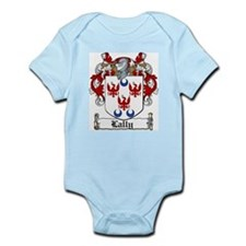 Lally Family Crest Infant Creeper