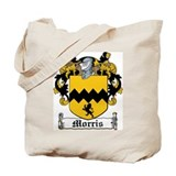 Morris Family Crest Tote Bag