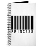 Princess Barcode Journal