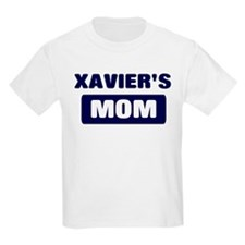 XAVIER Mom T-Shirt