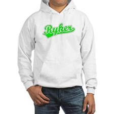 Retro Ryker (Green) Hoodie