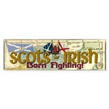 Scots-Irish Bumper Bumper Sticker