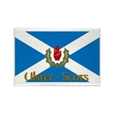 Ulster Scots (scots irish) Magnet