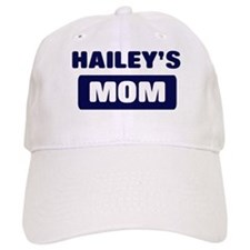 HAILEY Mom Baseball Cap