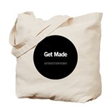 The Knitting Mafia: Get Made Tote Bag