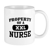 Property of a Nurse Small Mug