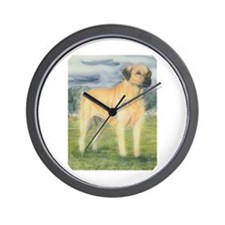 Anatolian Shepherd Dog Wall Clock