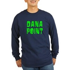 Dana Point Faded (Green) T