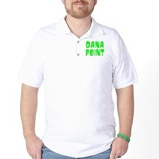 Dana Point Faded (Green) T-Shirt