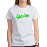 Retro Sandra (Green) Tee