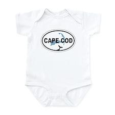 Cape Cod Infant Bodysuit
