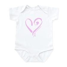 Breast Cancer Infant Bodysuit