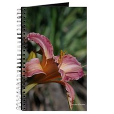 Pink Lilly Journal