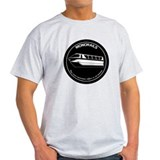 Black & White Monorail T-Shirt