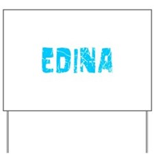 Edina Faded (Blue) Yard Sign