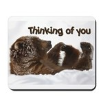 Thinking Of You Mousepad