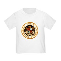 California Assembly Toddler T-Shirt