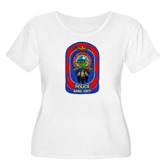 Tribal Gang Unit Women's Plus Size Scoop Neck T-Sh