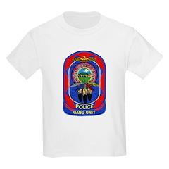 Tribal Gang Unit Kids Light T-Shirt