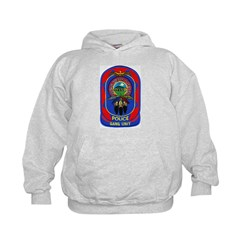 Tribal Gang Unit Kids Hoodie