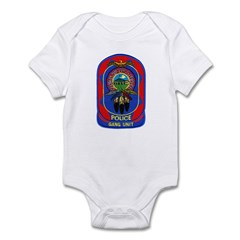 Tribal Gang Unit Infant Bodysuit