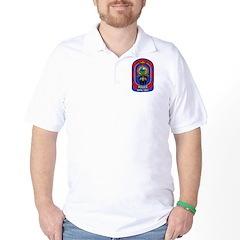 Tribal Gang Unit Golf Shirt