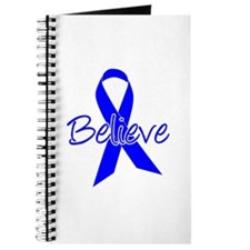 Believe Blue Ribbon Journal