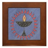 Chalice Framed Tile