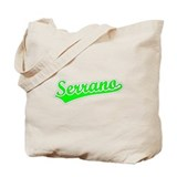 Retro Serrano (Green) Tote Bag