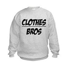 """""""Clothes Over Bros"""" Sweatshirt"""