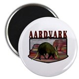 Aardvark mesa Magnet