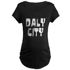 Daly City Faded (Silver) T-Shirt