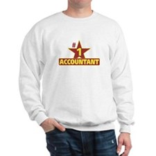 #1 ACCOUNTANT Sweatshirt