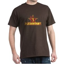 #1 ACCOUNTANT T-Shirt