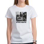 SFPD Mounted Police Women's T-Shirt