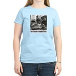 SFPD Mounted Police Women's Light T-Shirt