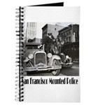 SFPD Mounted Police Journal