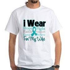 Wife - Ovarian Cancer Shirt
