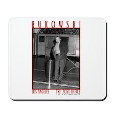 Charles Bukowski Mousepad