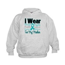 Mother - Ovarian Cancer Hoodie