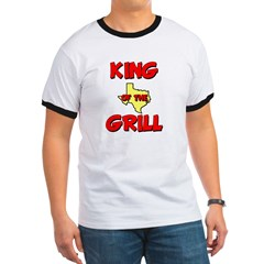 King of the Hill Ringer T
