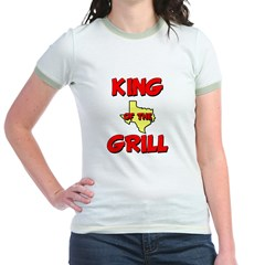 King of the Hill Jr. Ringer T-Shirt