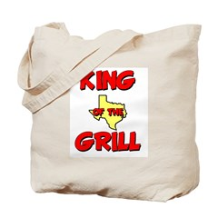 King of the Hill Tote Bag