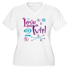 Love 2 Twirl T-Shirt