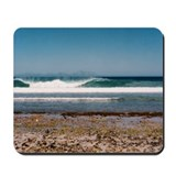 West Coast Surf Wave, SA Mousepad