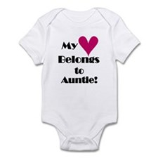 My Heart Belongs to Auntie Onesie