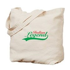 ITALIAN LEGEND Tote Bag