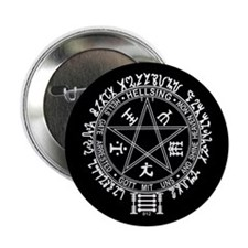 "Hellsing Sigil 2.25"" Button (100 pack)"
