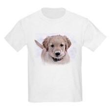 Golden Retriever Pup T-Shirt
